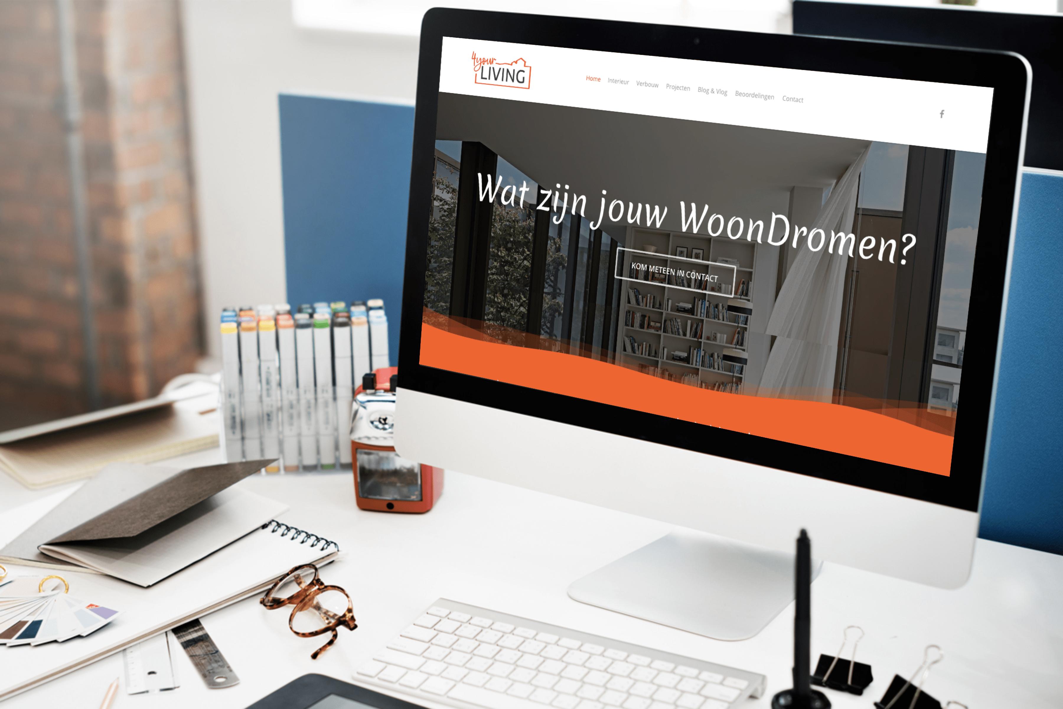 Webdesign 4yourLiving